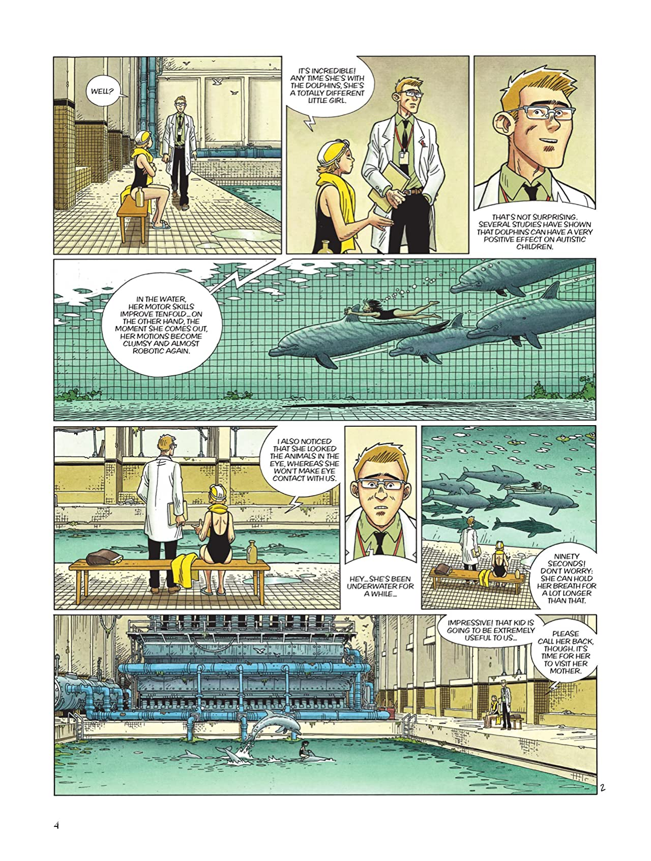 Mermaid Project Vol. 2