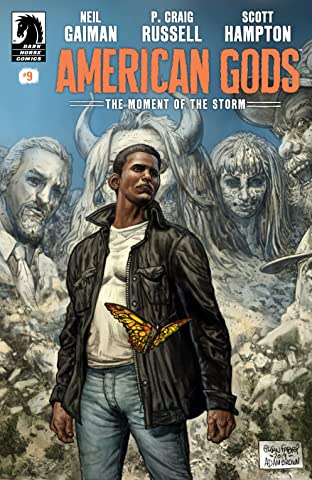 American Gods: The Moment of the Storm No.9