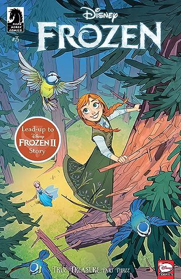 Disney Frozen: True Treasure #3