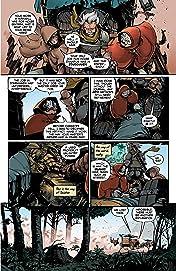 Dragon Age: Blue Wraith #1