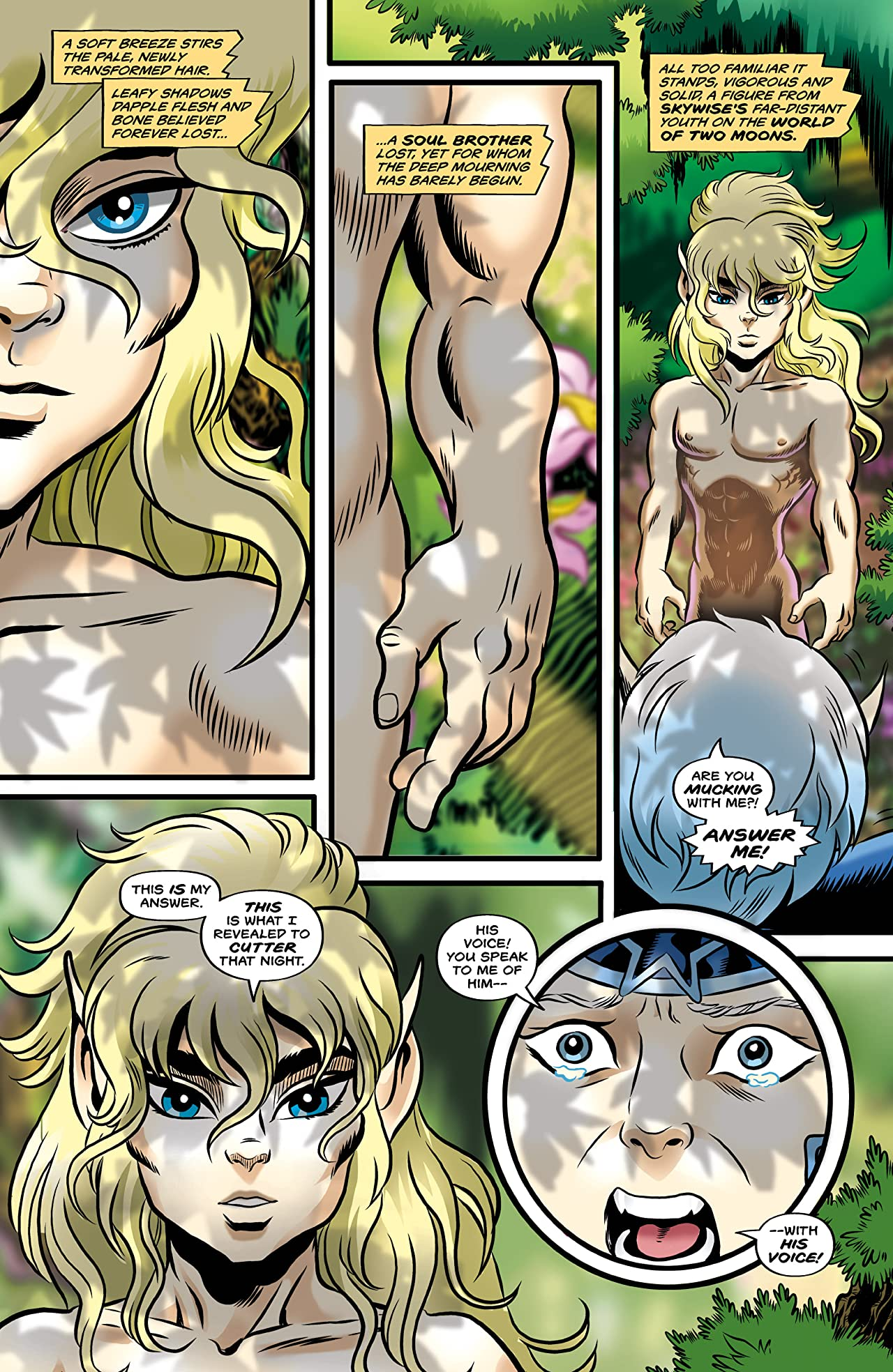 Elfquest: Stargazer's Hunt #2