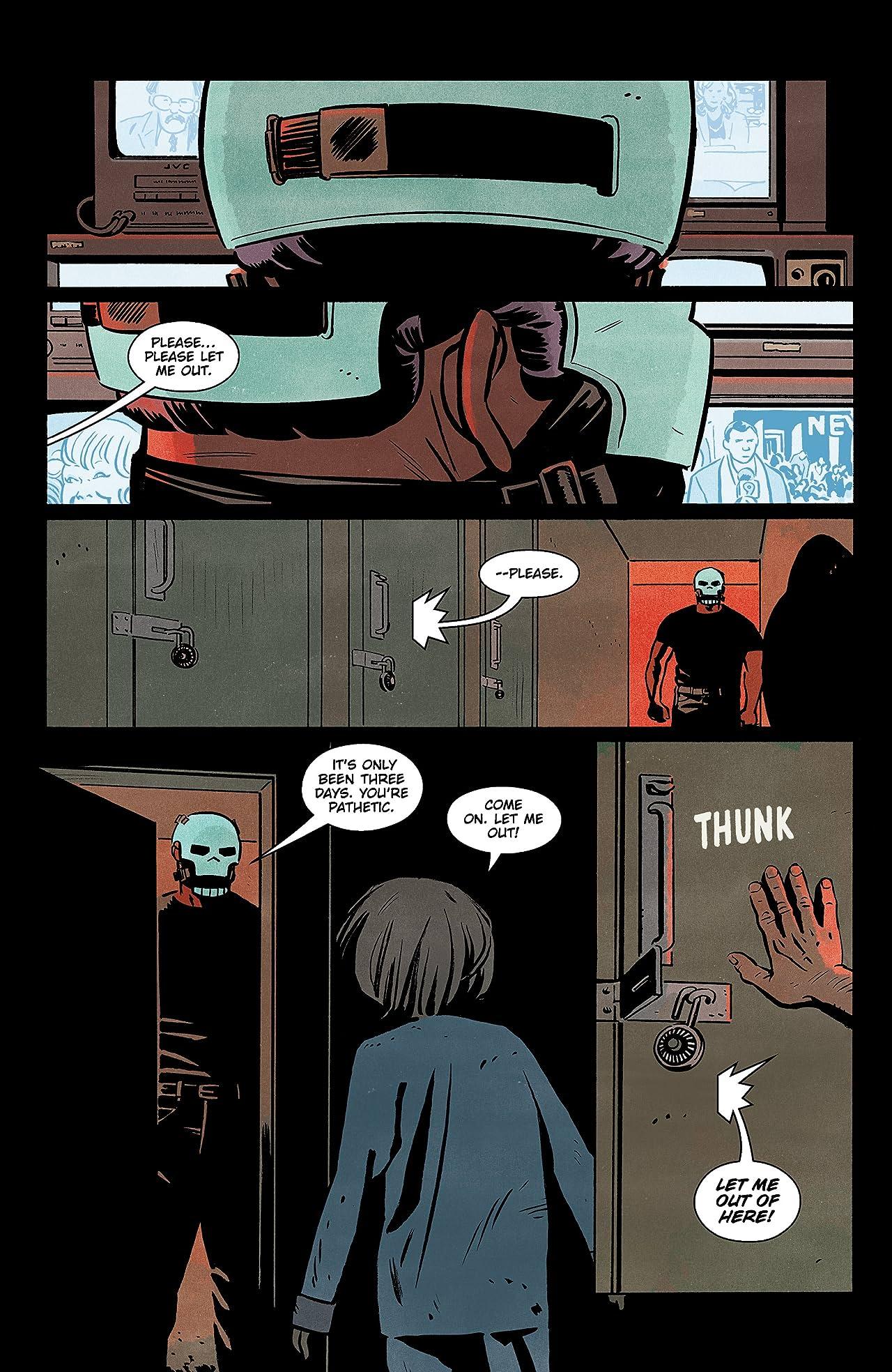 Skulldigger and Skeleton Boy No.2