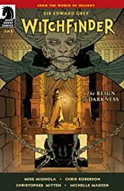 Witchfinder: The Reign of Darkness No.3