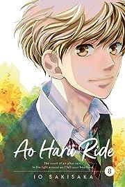 Ao Haru Ride Vol. 8