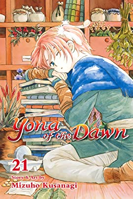 Yona of the Dawn Vol. 21