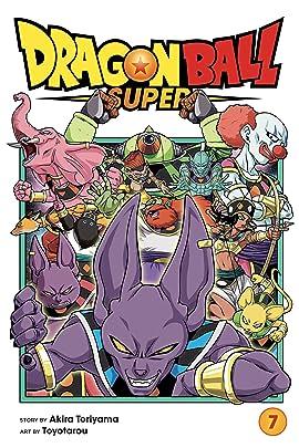 Dragon Ball Super Vol. 7: Universe Survival! The Tournament of Power Begins!!