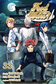 Food Wars!: Shogukeki no Soma Vol. 33: The True Value of the Noir