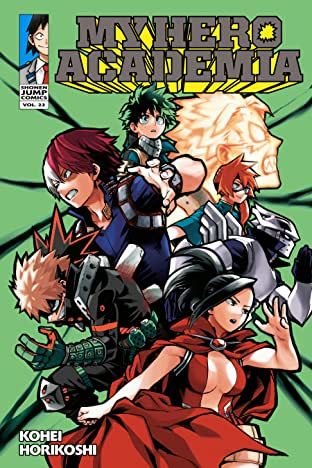 My Hero Academia Tome 22: That Which Is Inherited