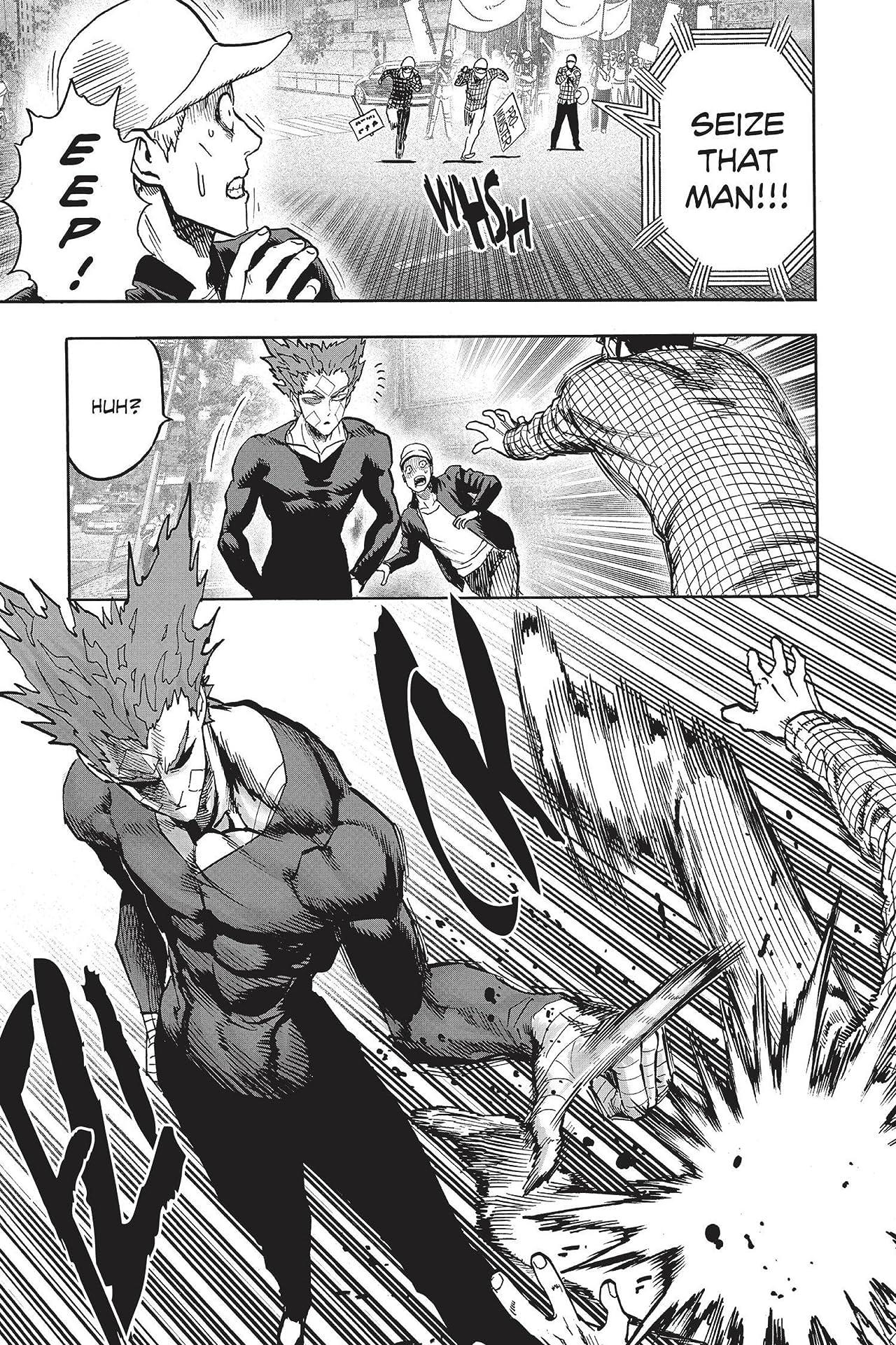 One-Punch Man Vol. 18