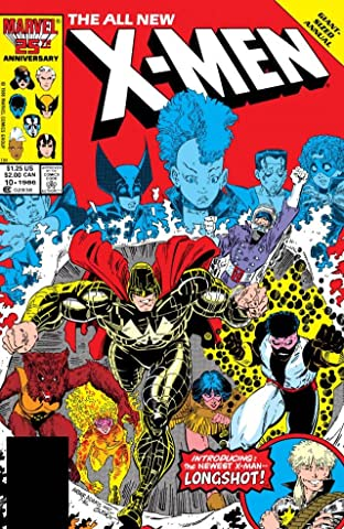 Uncanny X-Men (1963-2011) Annual No.10