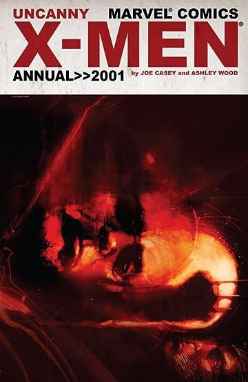 Uncanny X-Men Annual 2001