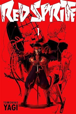 RED SPRITE Vol. 1: Red Lightning