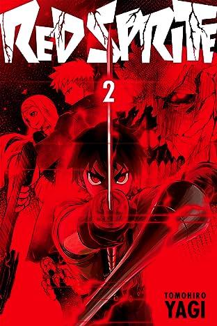 RED SPRITE Vol. 2: Ash