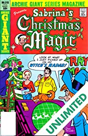 Sabrina's Christmas Magic (Archie Giant Series #515) #11