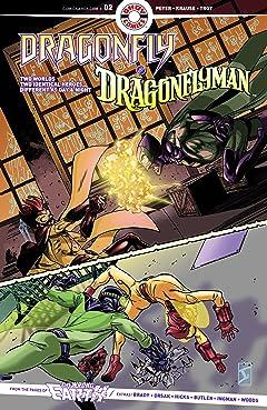 Dragonfly & Dragonflyman #2