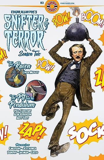 Edgar Allan Poe's Snifter of Terror Vol. 2 #3