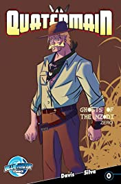 Quatermain #0: Ghosts of the Nzadi