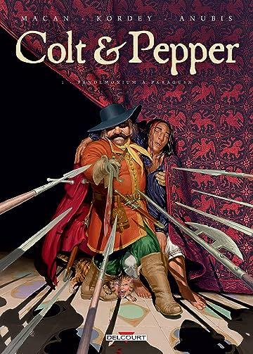 Colt et pepper Vol. 1: Pandemonium à Paragusa