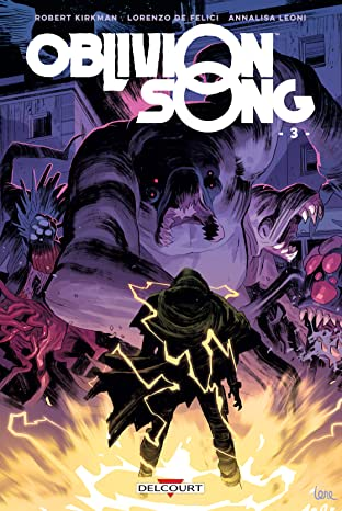Oblivion song Tome 3
