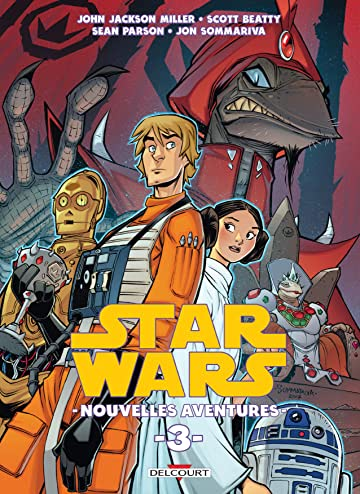 Star Wars Nouvelles Aventures Vol. 3