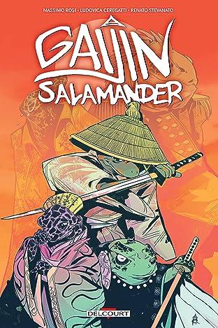 Gaijin Salamander Vol. 1