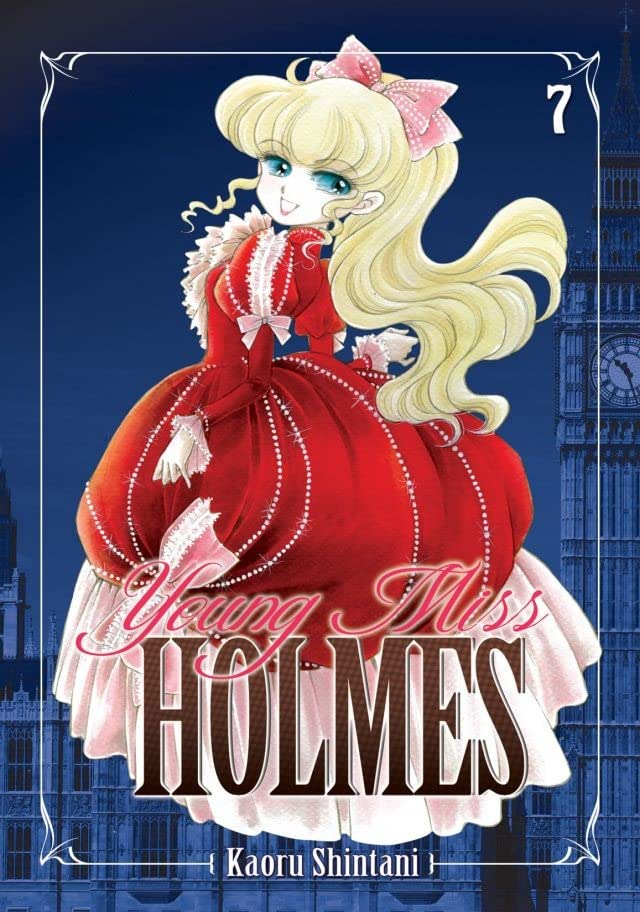 Young Miss Holmes Vol. 7