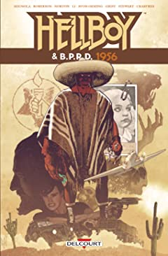 Hellboy & BPRD Vol. 5: 1956