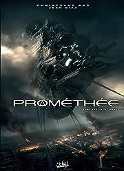Prométhée Vol. 20: La Citadelle