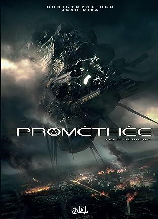 Prométhée Tome 20: La Citadelle