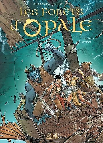 Les Forêts d'Opale Tome 11: La Fable oubliée