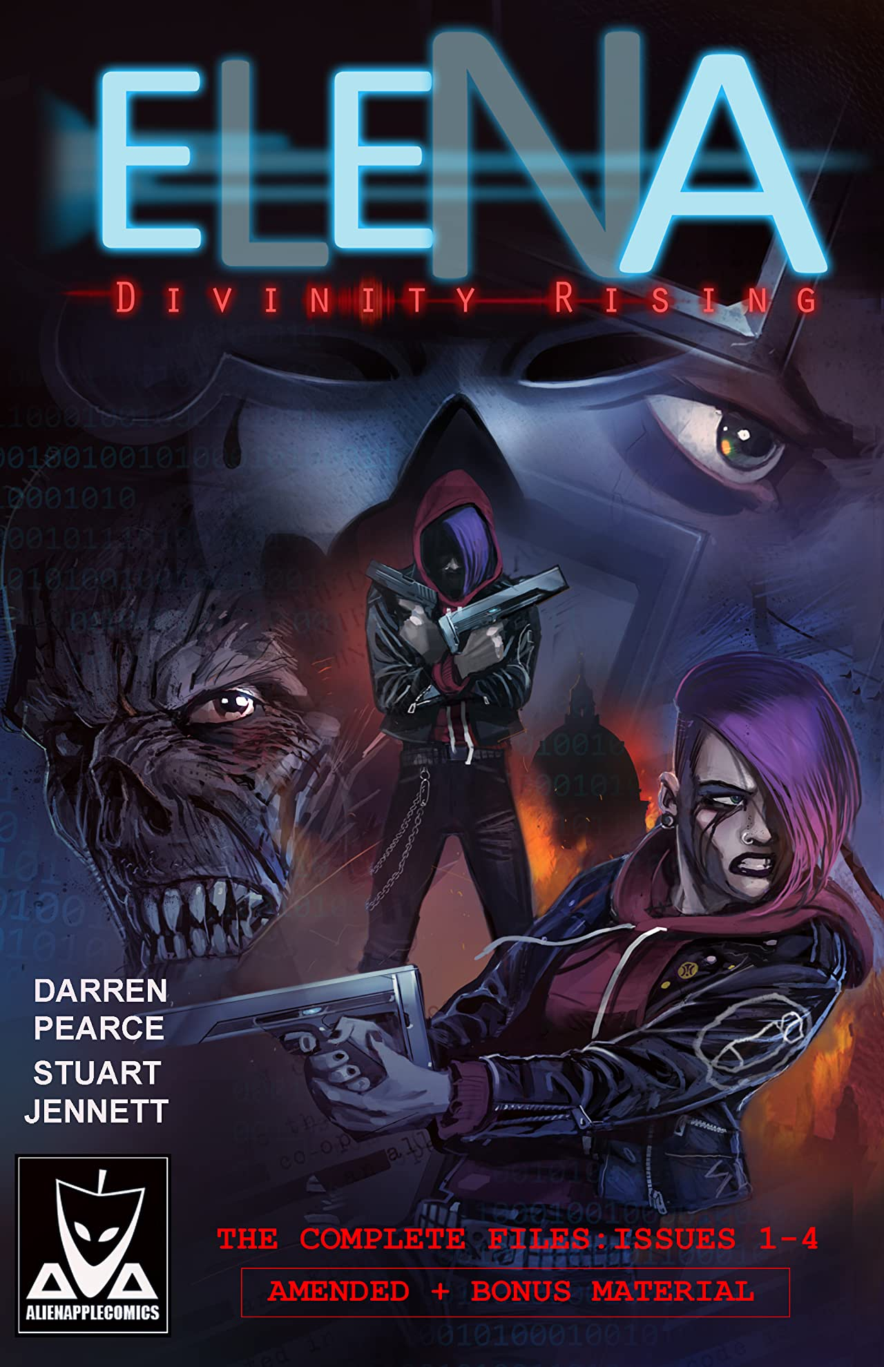 Elena: Divinity Rising Vol. 1: The Complete Files Issues 1 to 4