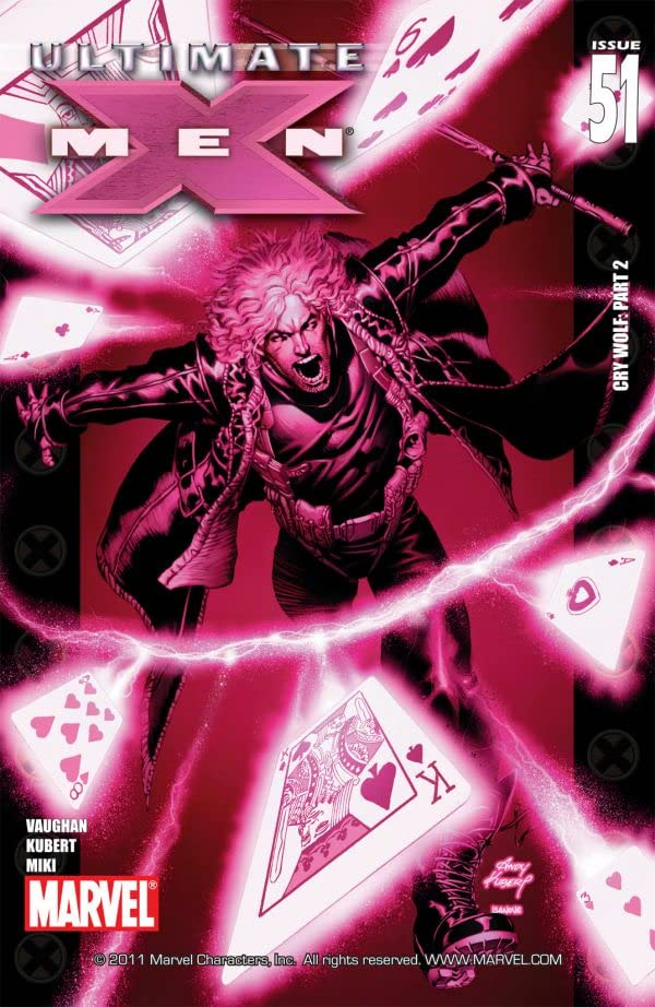 Ultimate X-Men #51