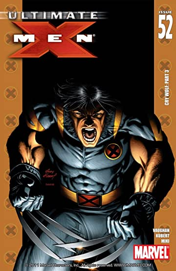 Ultimate X-Men #52