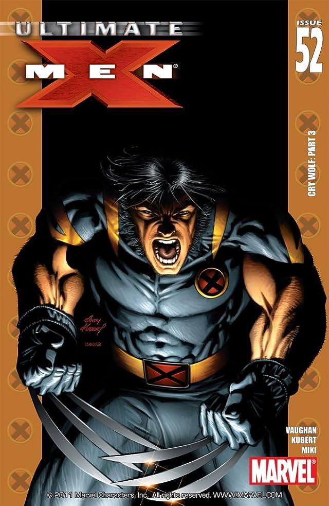 Ultimate X-Men #52