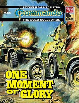Commando #5292: One Moment Of Glory