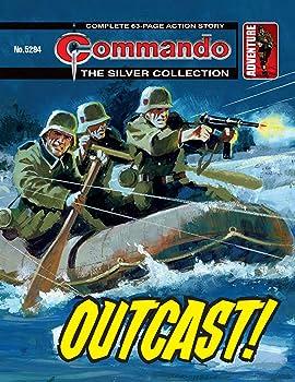 Commando #5294: Outcast!