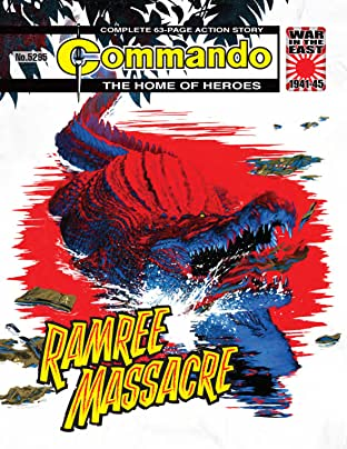 Commando #5295: Ramree Massacre