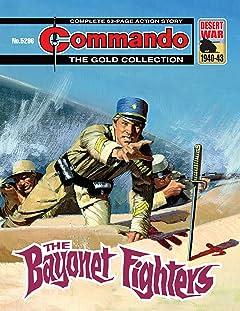 Commando #5296: The Bayonet Fighters
