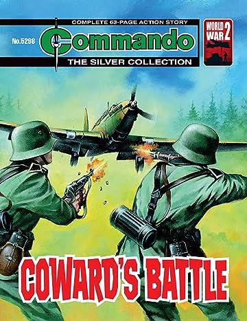 Commando #5298: Coward's Battle