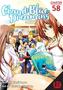 Grand Blue Dreaming #58