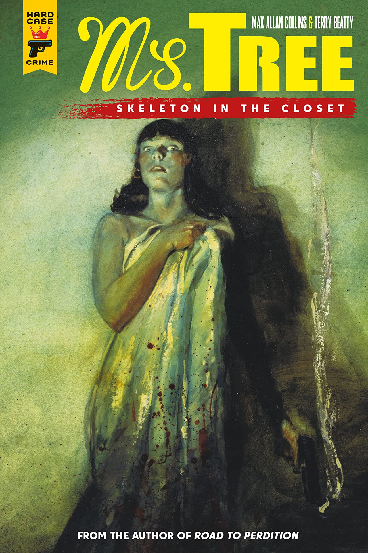 Ms. Tree Vol. 2: Skeleton In The Closet
