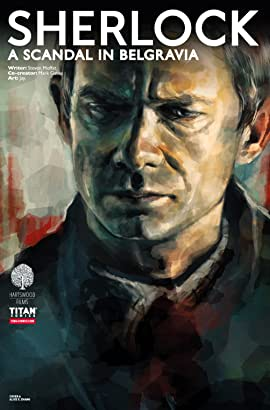 Sherlock: A Scandal In Belgravia #4