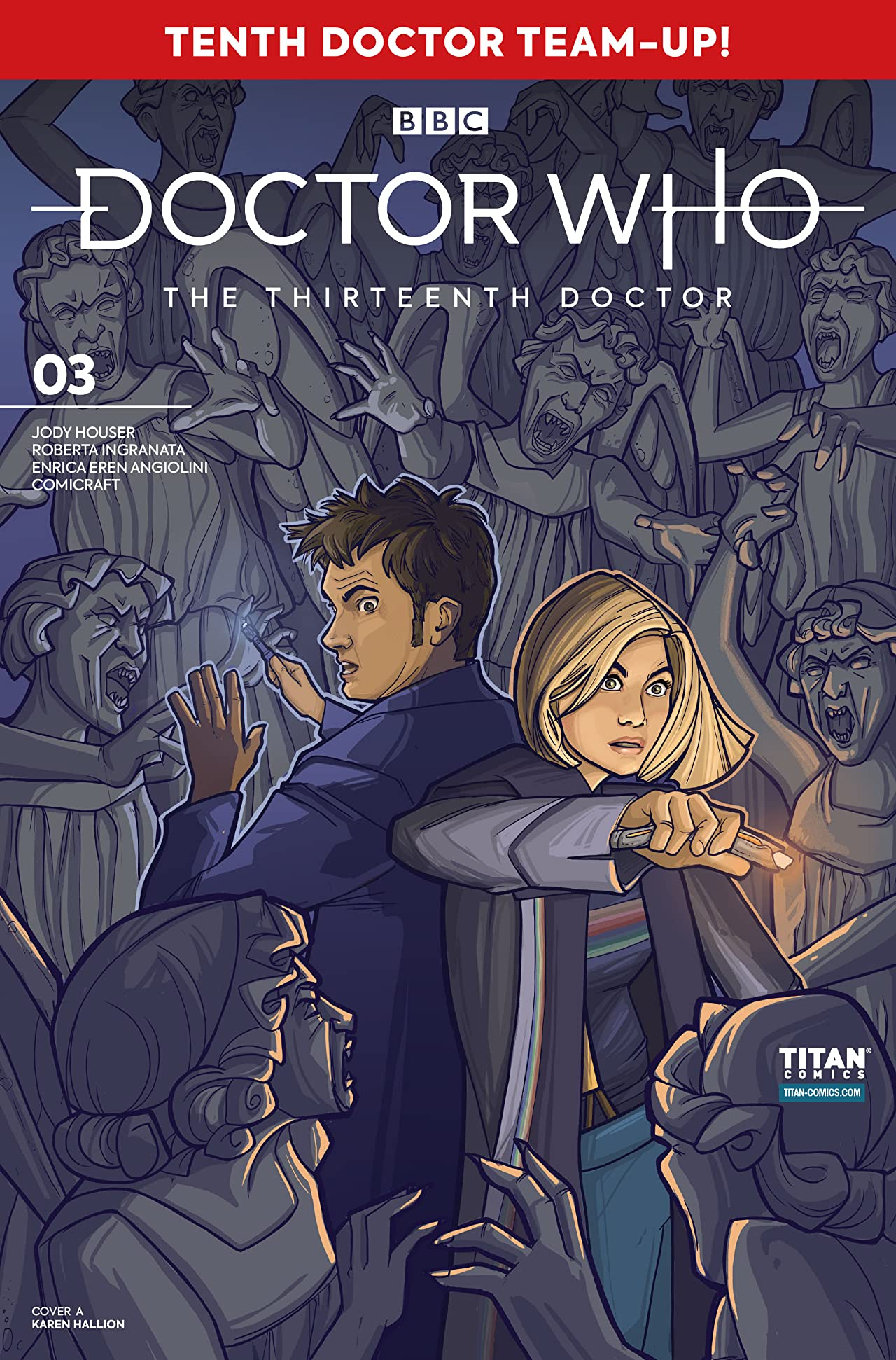 Doctor Who: The Thirteenth Doctor No.2.3