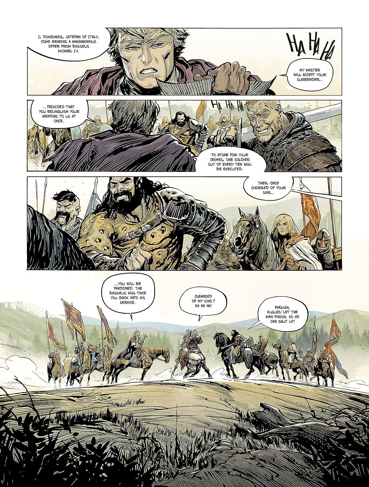 Ira Dei Tome 3: Norman Fury