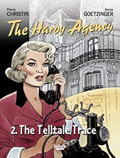 Hardy Agency Vol. 2: The Telltale Trace