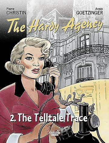 Hardy Agency Vol. 2: The Telltale Trace