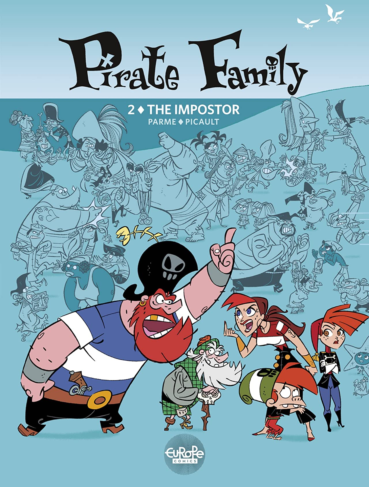 Pirate Family Vol. 2: The Impostor