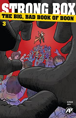 Strong Box: The Big Bad Book of Boon #3