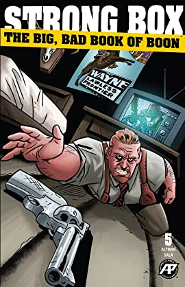 Strong Box: The Big Bad Book of Boon #5