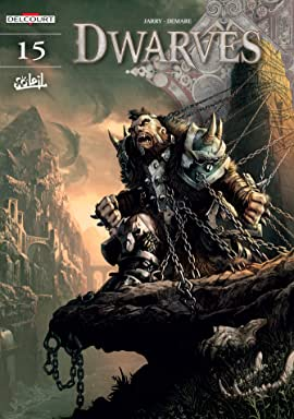 Dwarves Vol. 15: Oboron of the Shield